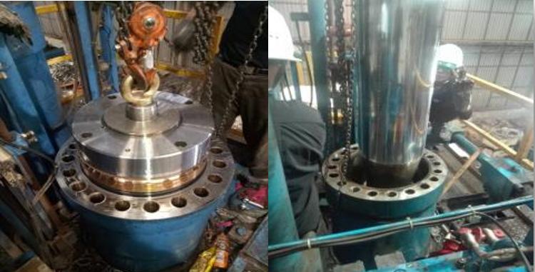 Hydraulic Maintenance