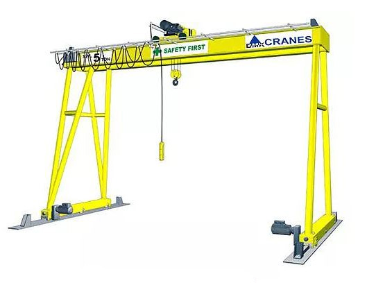 Monorail-Crane